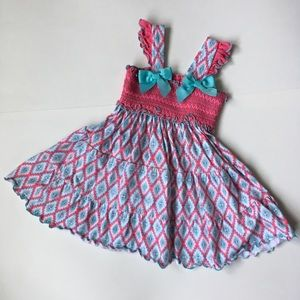 Other - Sophie Rose Beautiful Cotton Sleeveless Dress -24M